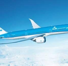 KLM vai operar o B787-9 para o Rio de Janeiro em 2016