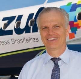 David Neeleman, controlador da Azul, vence a disputa na compra da TAP