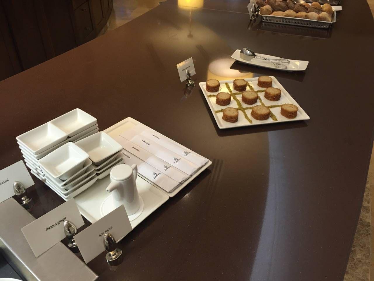 Emirates First Class Lounge Dubai -052
