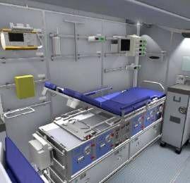 Lufthansa passa a contar com unidade de cuidados intensivos em todas as rotas de longa distância