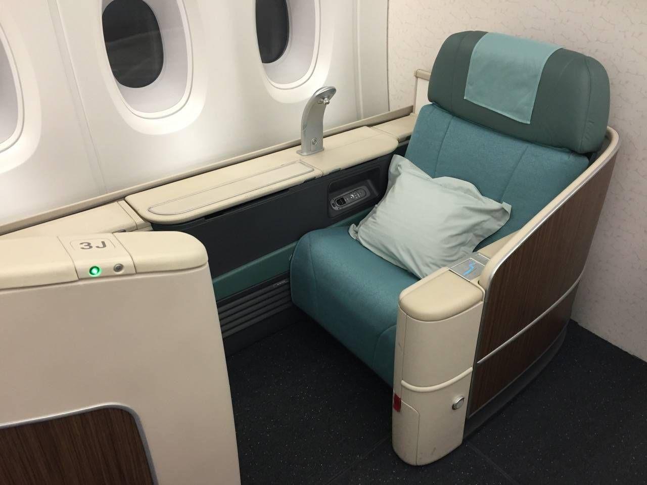 Korean Air First Class A380-011