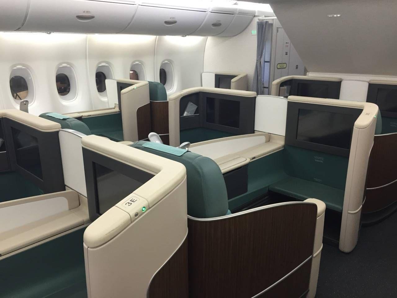 Korean Air First Class A380-014