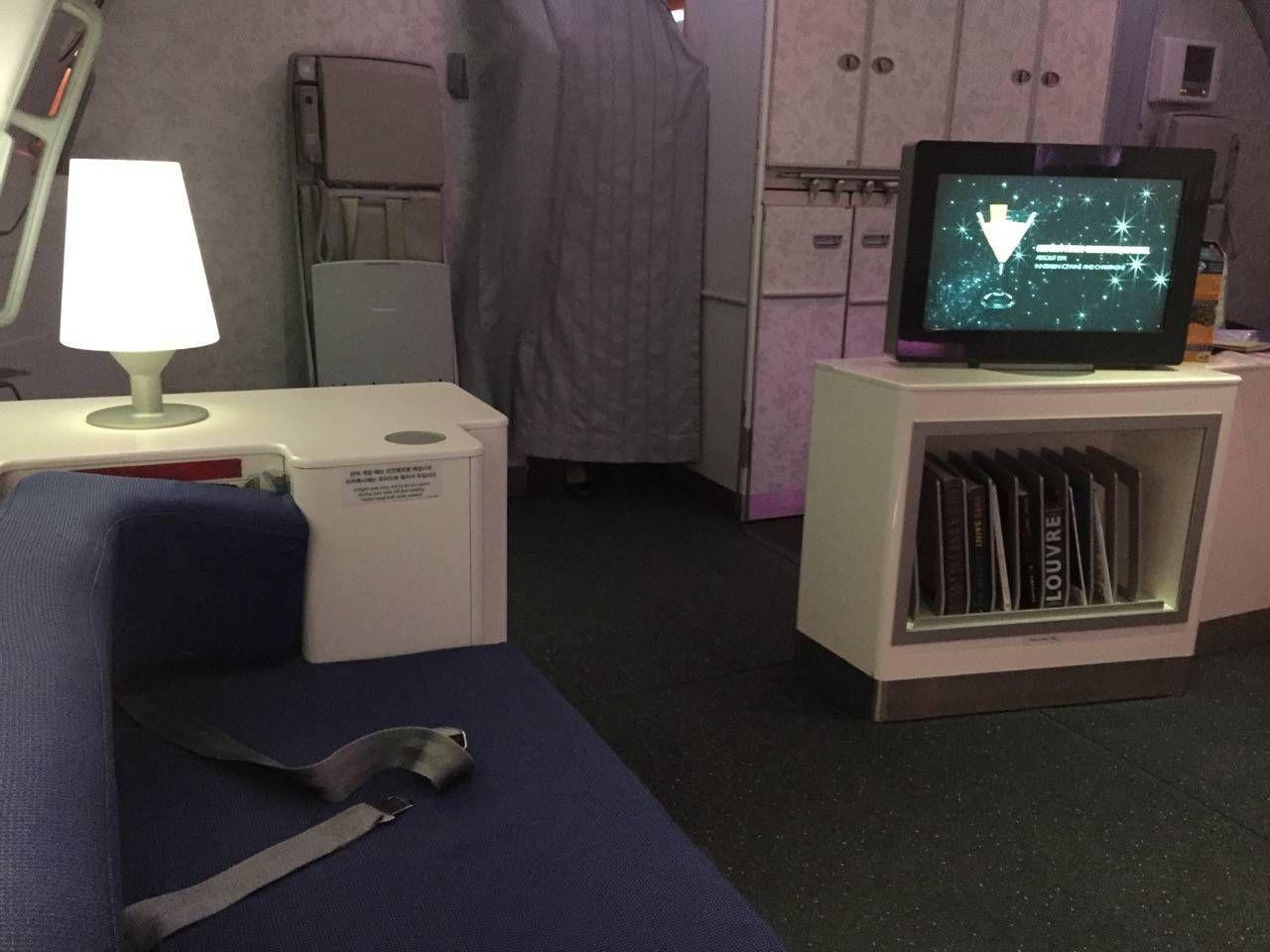 Korean Air First Class A380-057