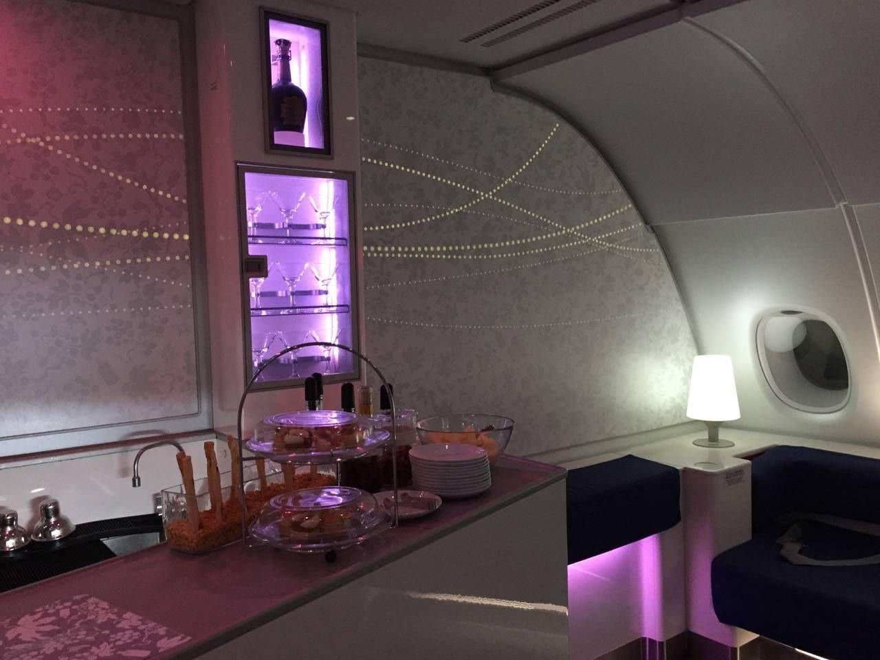 Korean Air First Class A380-060