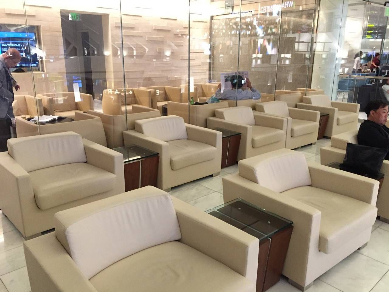 Korean Air First Class Lounge LAX -028