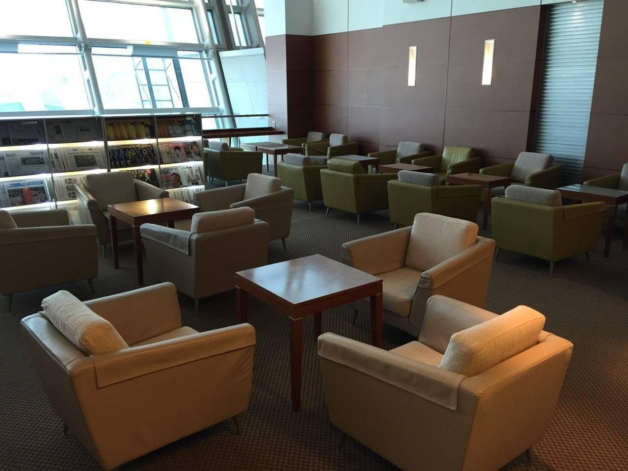 Korean Air First Class Lounge Seoul ICN-018
