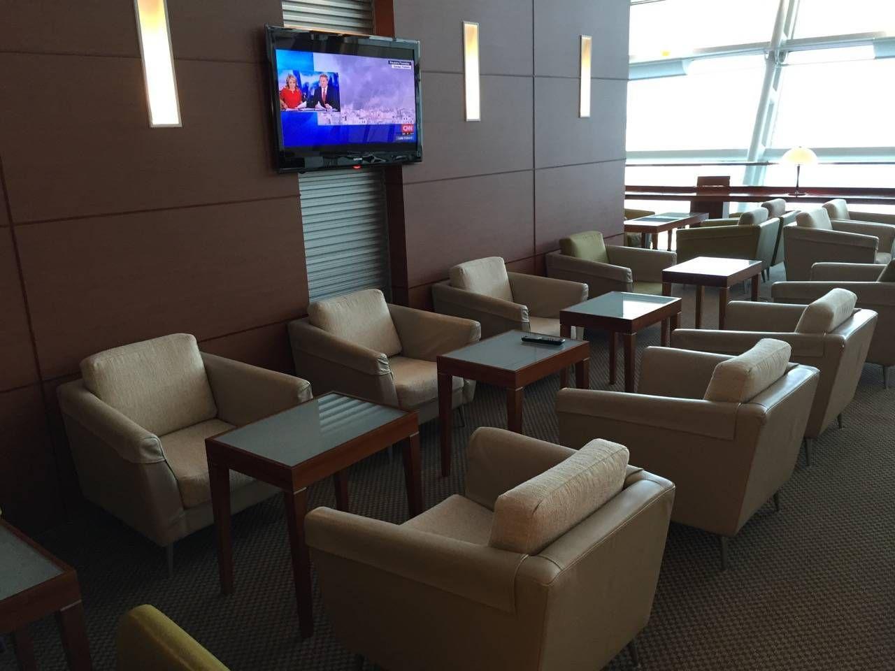 Korean Air First Class Lounge Seoul ICN-019