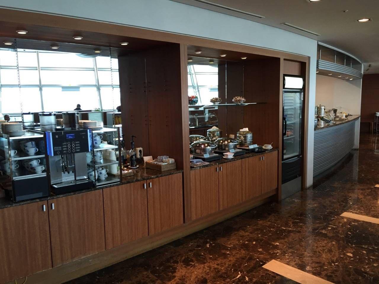 Korean Air First Class Lounge Seoul ICN-035