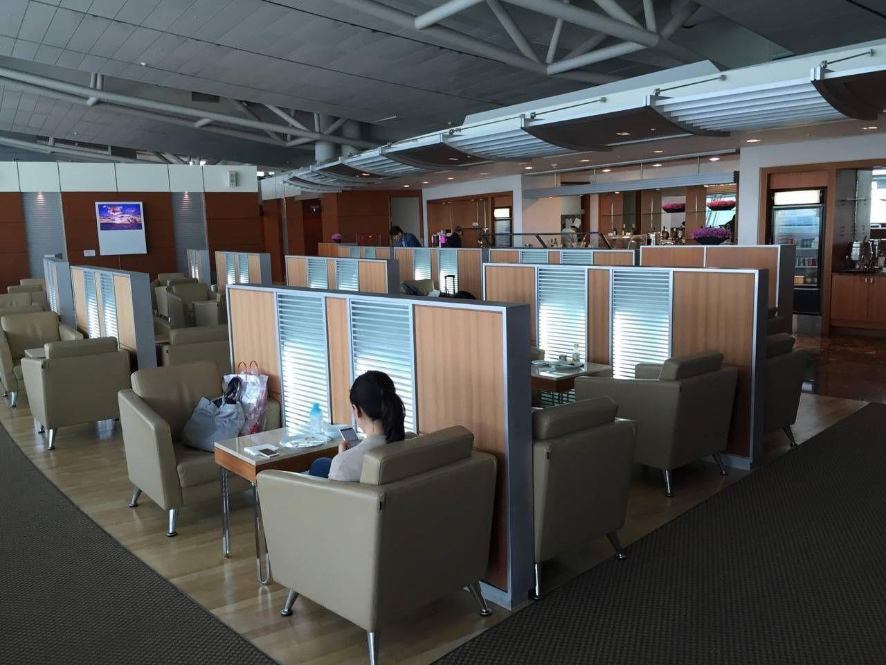 Korean Air First Class Lounge Seoul ICN-041