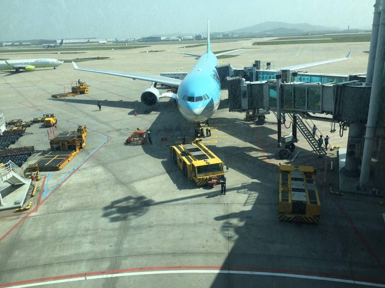 Korean Air First Class Lounge Seoul ICN-046