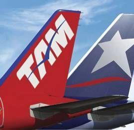 """LAN e TAM são reconhecidas como """"Melhores companhias aéreas da América do Sul"""" pelo World Airline Awards"""