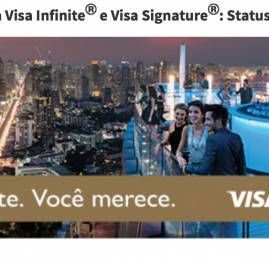 Portadores do Visa Infinite ganham upgrade gratuito para nível Gold no Marriott Rewards
