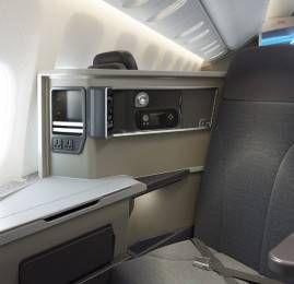 American Airlines vai operar B772 com nova classe executiva entre Rio de Janeiro e Nova York