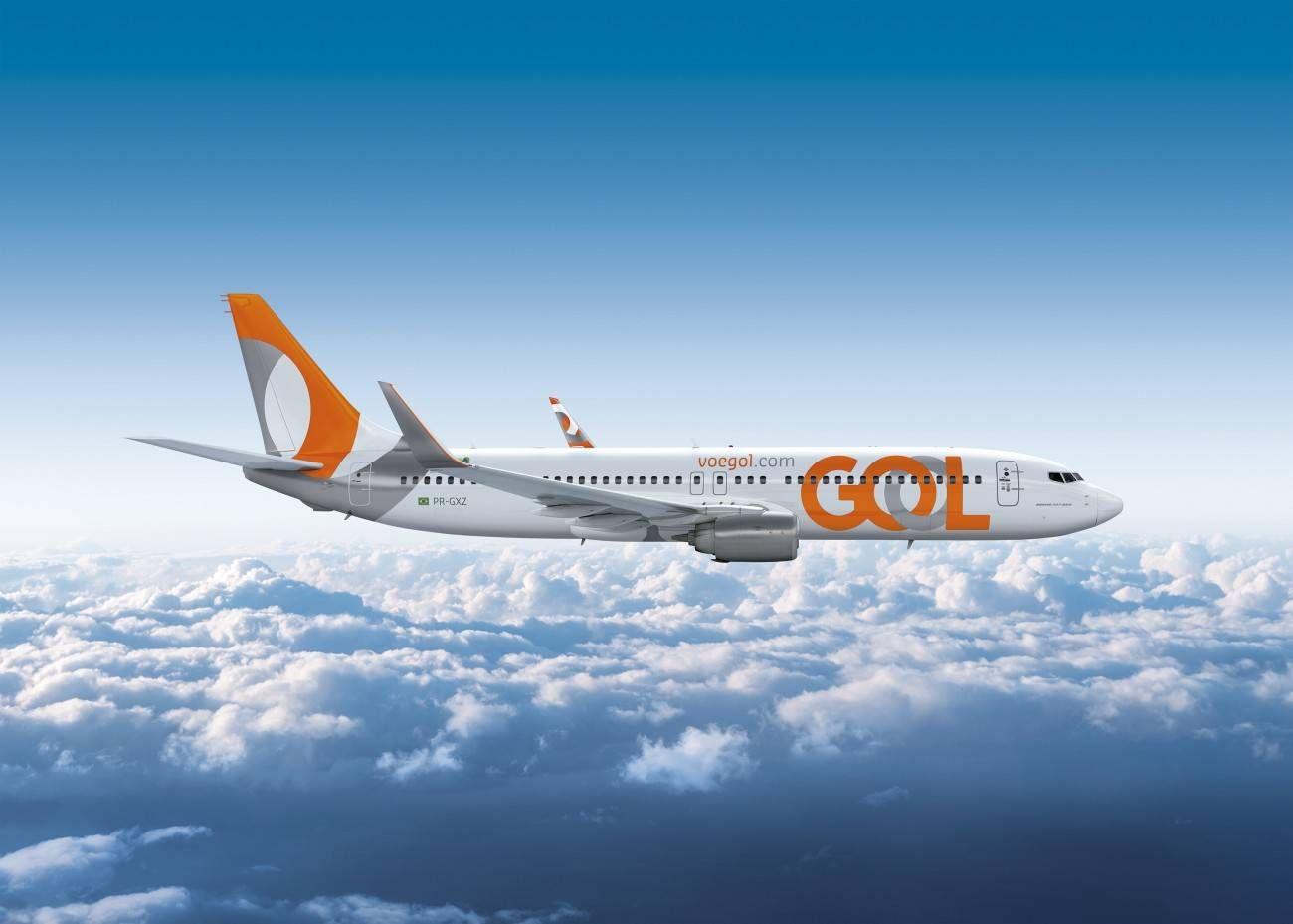 GOL inicia nova rota com voo direto entre Vitória e Brasília