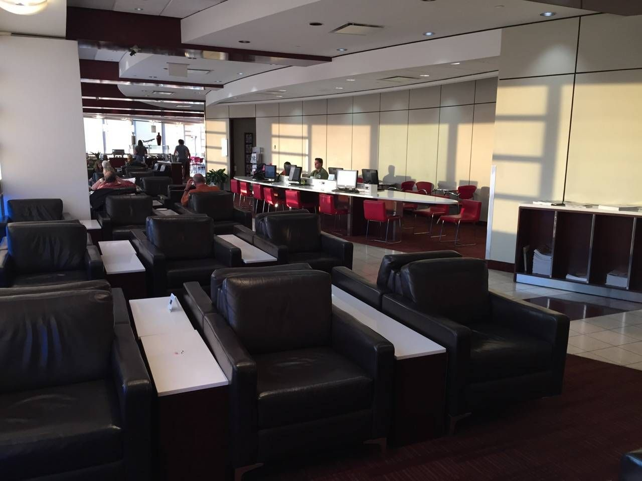 Air Canada VIP Lounge Vancouver -016