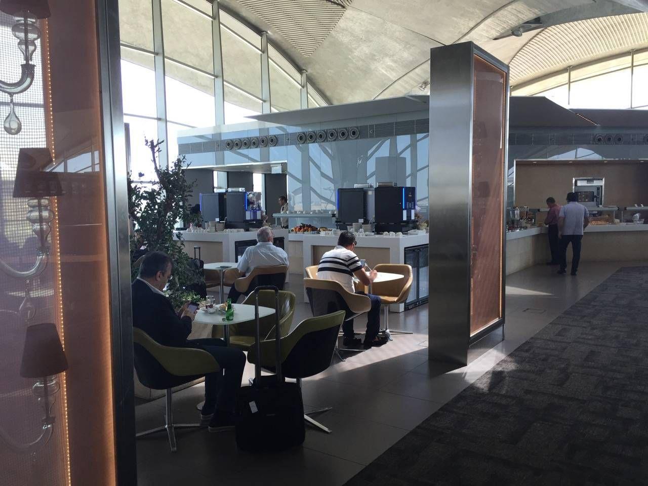 Crowne Lounge Amman -035