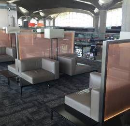 Sala VIP Crown Lounge – Aeroporto de Amman (AMM)