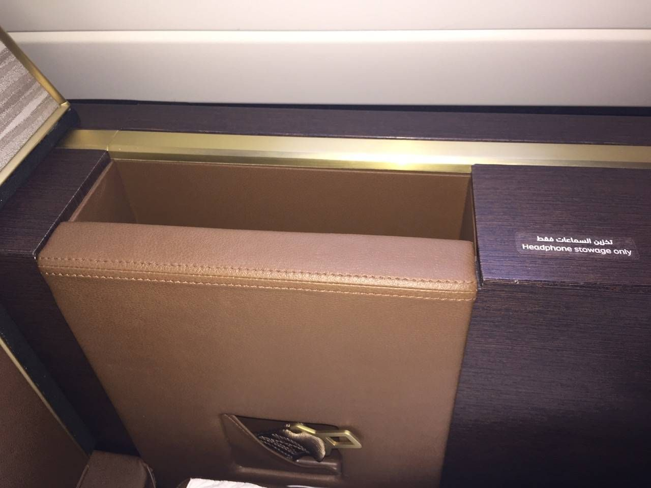 Etihad First Class Apartment Inaugural - AUH-SYD-0143