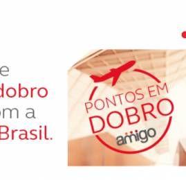 Programa amigo da Avianca Brasil oferece 100% de bônus na transferência de pontos dos cartões de crédito e acúmulo em dobro nos vôos da cia