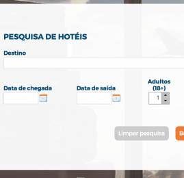 Smiles expande seus serviços de resgate com a reserva e pagamento de hotéis com milhas