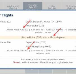 Como emitir passagens na Emirates pelo site da Alaska Airlines