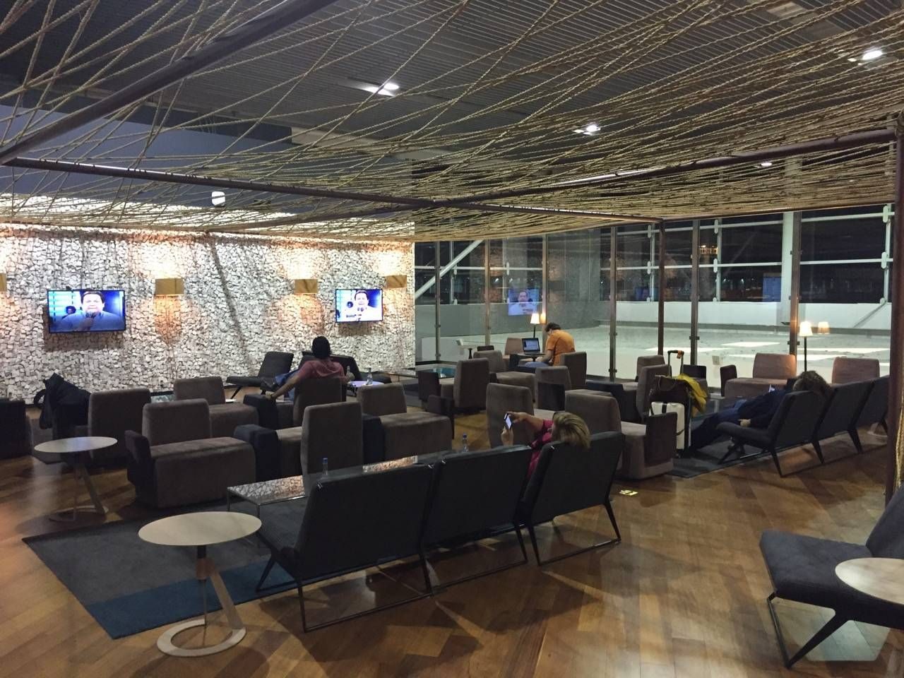 Star Alliance Lounge GRU-016