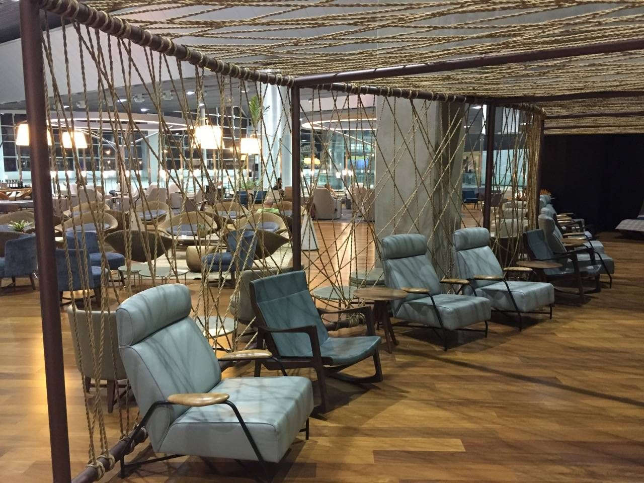 Star Alliance Lounge GRU-019