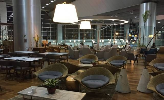 Star Alliance Lounge GRU-020