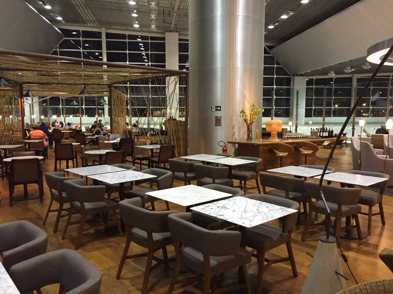 Star Alliance Lounge GRU-021