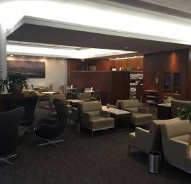 Sala VIP United Global First Lounge – Aeroporto de Chicago (ORD)