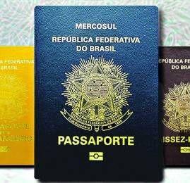 Governo aumenta em 65% o custo para emissão de passaporte brasileiro