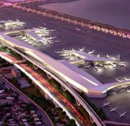 Aeroporto LaGuardia em Nova York será demolido