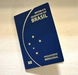 Conheça o novo design do passaporte brasileiro