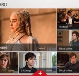 Qantas passa a oferecer aos passageiros o melhor do HBO