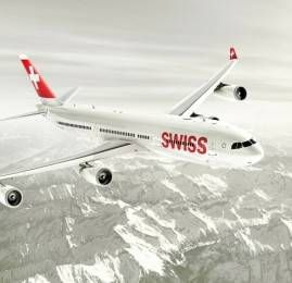 SWISS vai operar mais três voos por semana entre o Brasil e a Europa