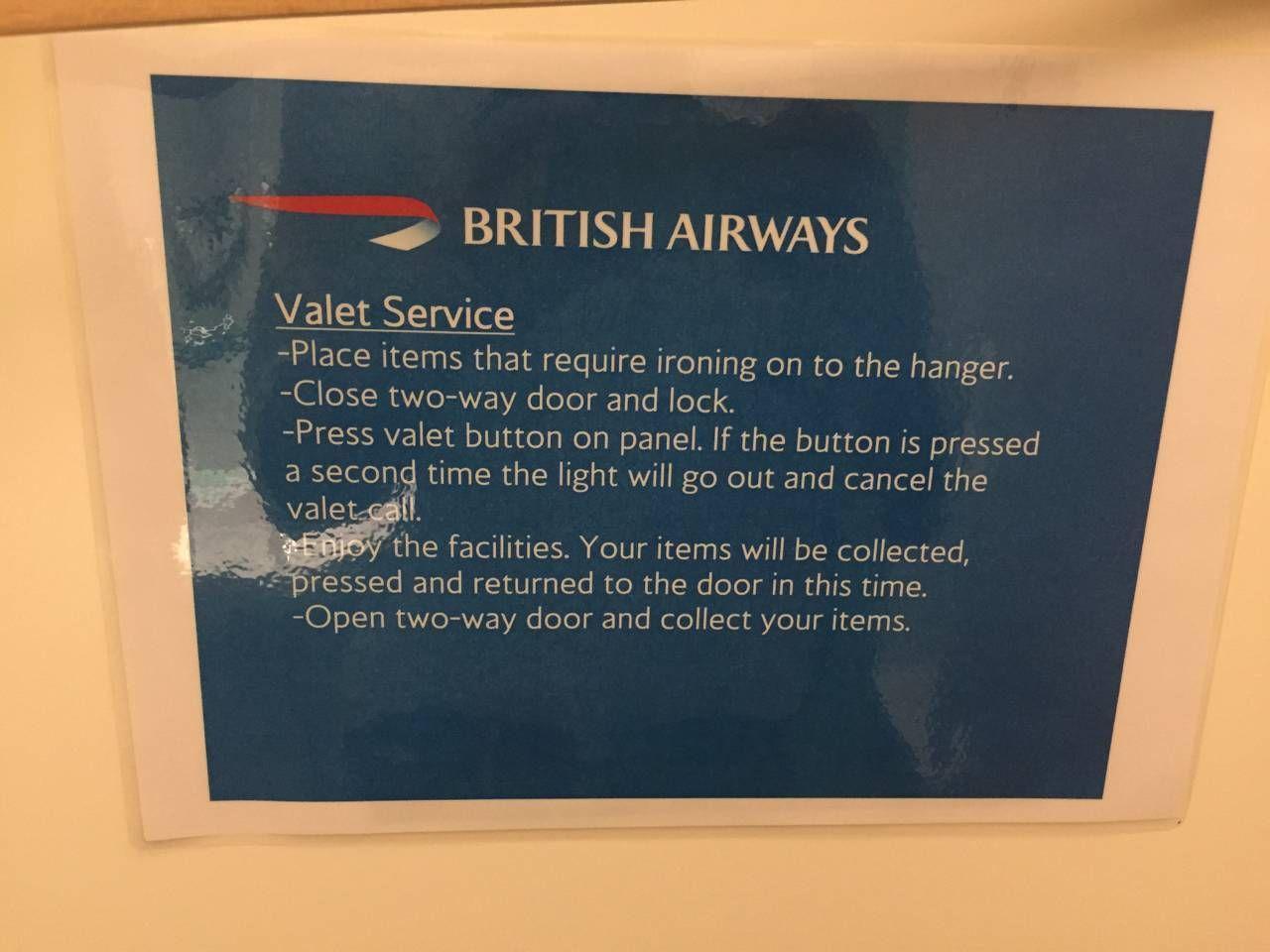 British Airways Arrival Lounge T5-038