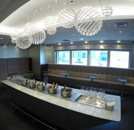 Sala VIP British Airways Galleries Lounge T3 – Aeroporto de Londres (LHR)