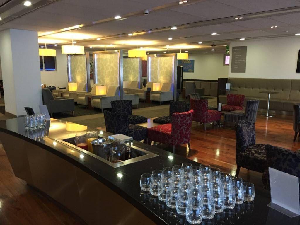 British Airways Galleries Lounge T3-023