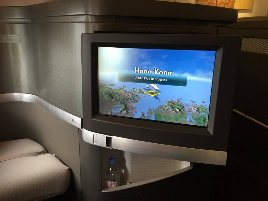 Cathay Pacific B773 First Class-028