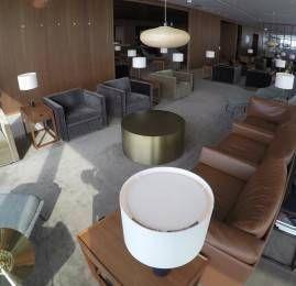 Sala VIP Cathay Pacific – Aeroporto de Tóquio (HND)