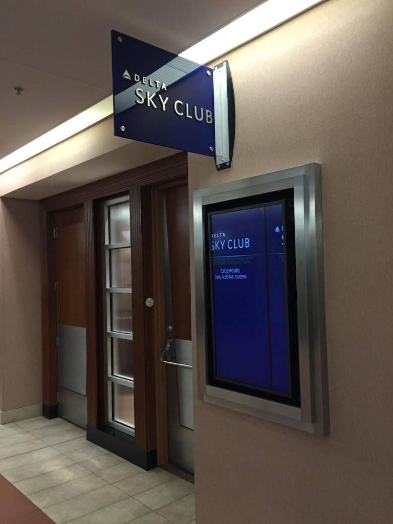Delta Skyclub PBI-010