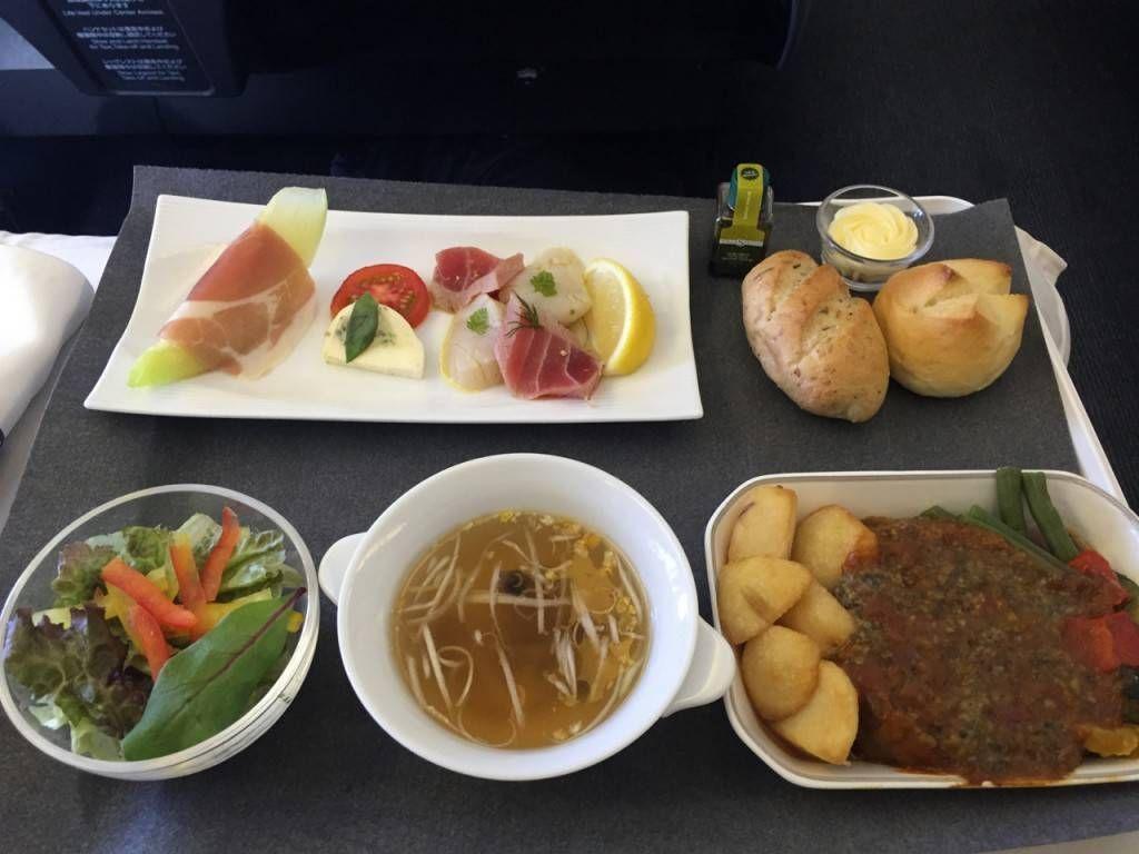 JAL Business Class-018