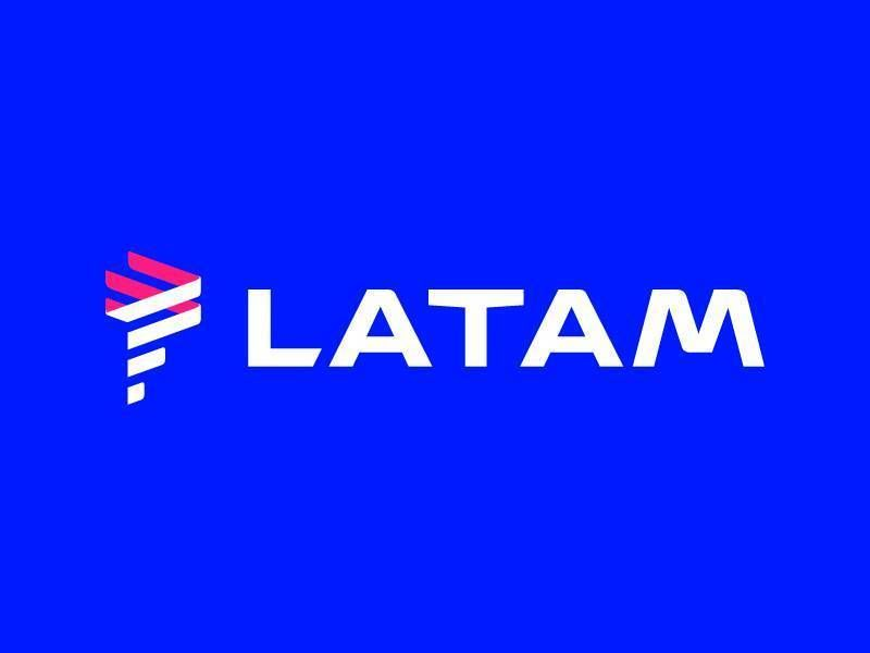 LATAM - LOGO - FONDO INDIGO