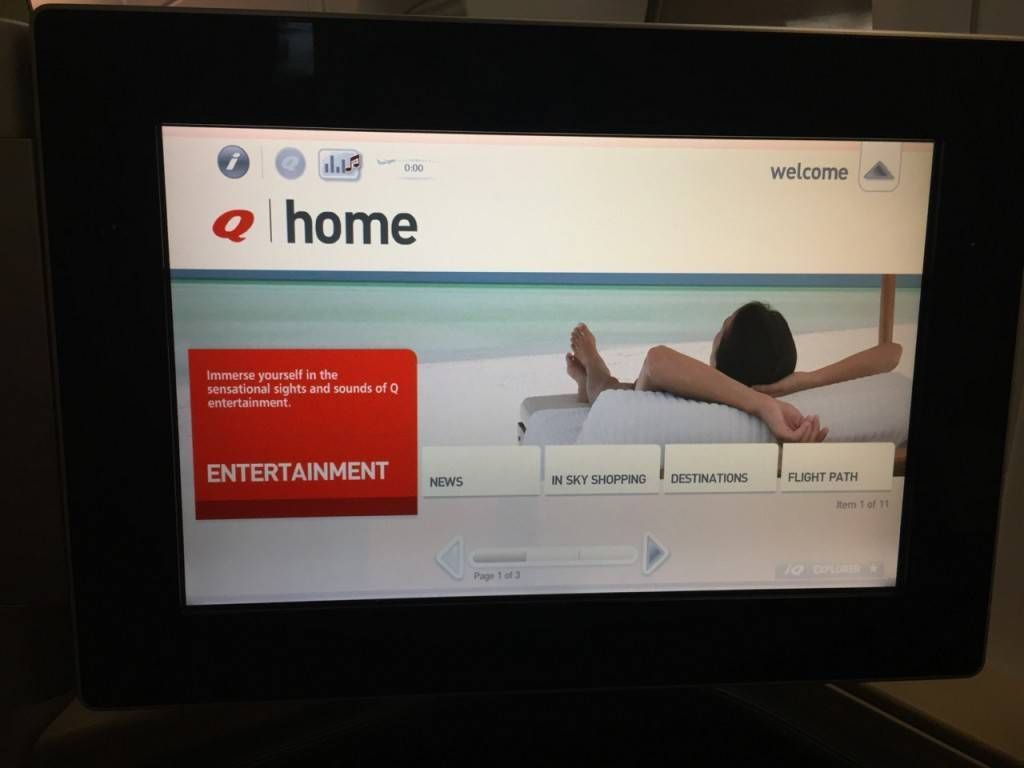 Qantas First Class A380-040