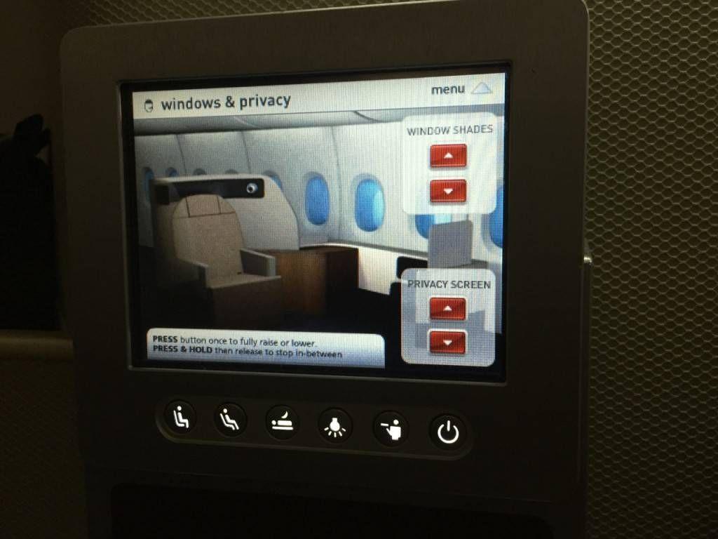 Qantas First Class A380-050