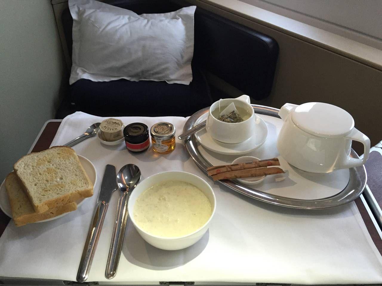Qantas First Class A380-061