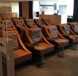 Sala VIP Sakura Lounge by JAL – Aeroporto de Tóquio (HND)