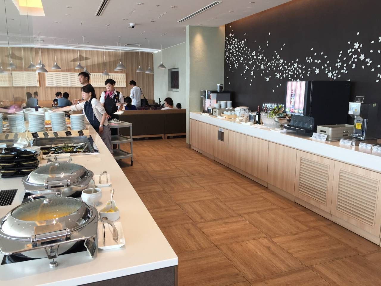 Sakura Lounge VIP Haneda-017