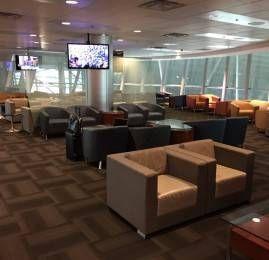 Sala VIP LATAM – Aeroporto de Miami (MIA)