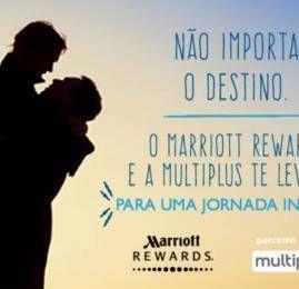 Marriott Rewards e Multiplus fecham parceria para acúmulo de pontos